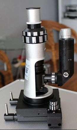 BJ-X便携金相显微镜