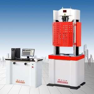300吨微机控制液压弯曲试验机